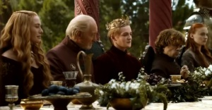 Cersei family dinner
